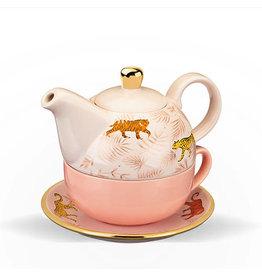 Pinky Up Addison Bangladesh Tea For 1 Set