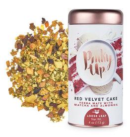 Pinky Up Red Velvet Cake Loose Leaf Tea