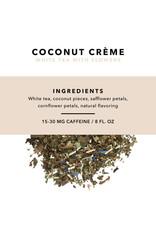 Pinky Up Coconut Creme Loose Leaf Tea