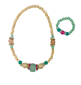 Twine & Twig Kids Classic Necklace Set of 2- Palm
