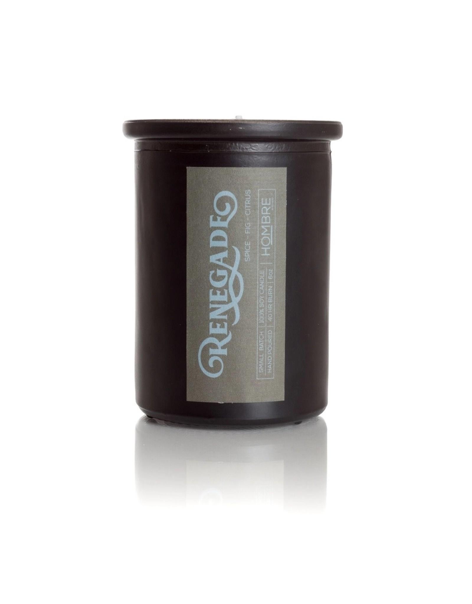 Kuhdoo Soap Renegade Candle - 6oz
