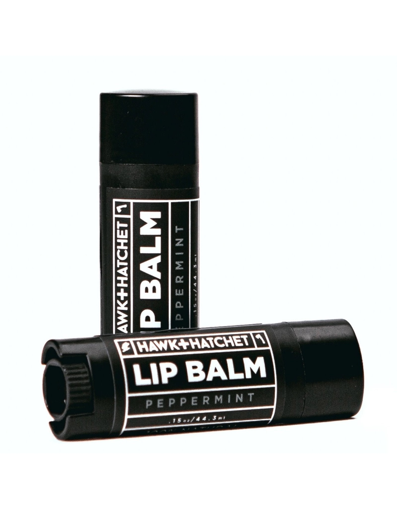 Hawk & Hatchet Lip Balm - Peppermint
