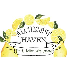 Alchemist Haven - Angela Harris Life is Better w/Lemons 3-n-1 Spray