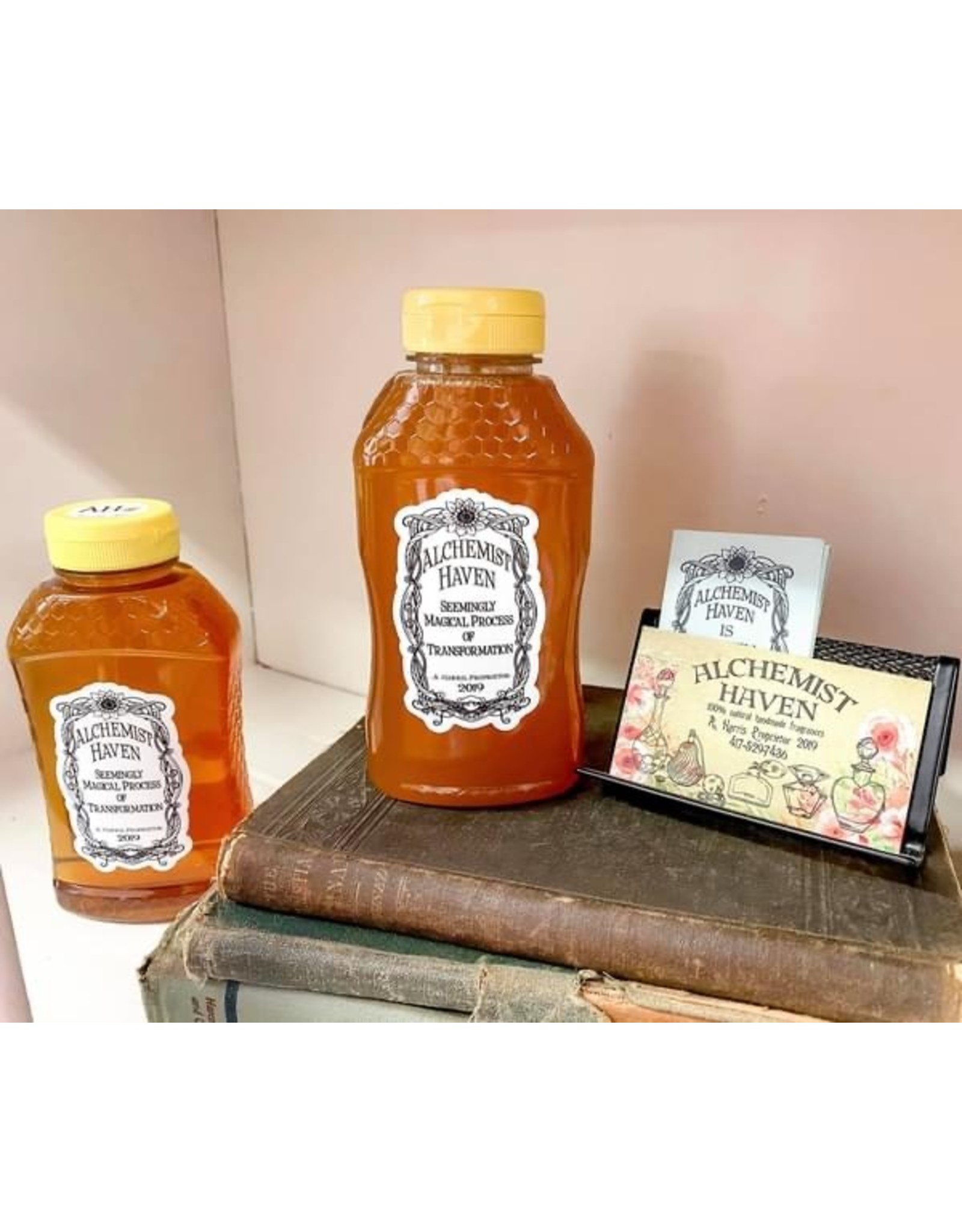 Alchemist Haven Locally Raised Honey - 12oz