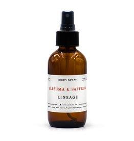 Lineage Satsuma & Saffron Room Spray