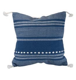 Foreside Home & Garden 20x20 Hand Woven Outdoor Mickey Pillow