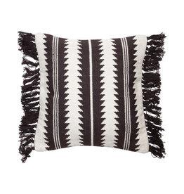 Foreside Home & Garden 20x20 Hand Woven Phoenix Pillow
