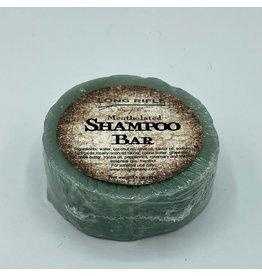 Long Rifle Mentholated Shampoo Bar