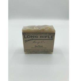 Long Rifle Men's Bar Soap - Bay Rhum