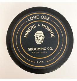 Miners & Monroe Grooming Balm - Lone Oak