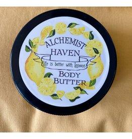 Angela Harris Life is Better With Lemons Body Butter
