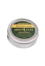 MC Shave Gear Wet Shave Soap -Journeyman