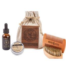 MC Shave Gear Beard Care Kit - Journeyman Scent