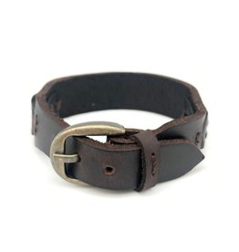 Anju Jewelry Aadi Buckle Men's Bracelet