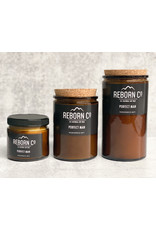 Reborn Co. All Natural Soy Candle - Perfect Man