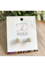 Hugg Mission Market Wire Ball Studs