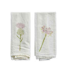 June & December Thistle + Wild Onion Napkins Set of 4
