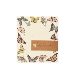 June & December Mini Notes - Butterfly
