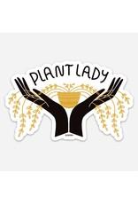 Gingiber Plant Lady Sticker