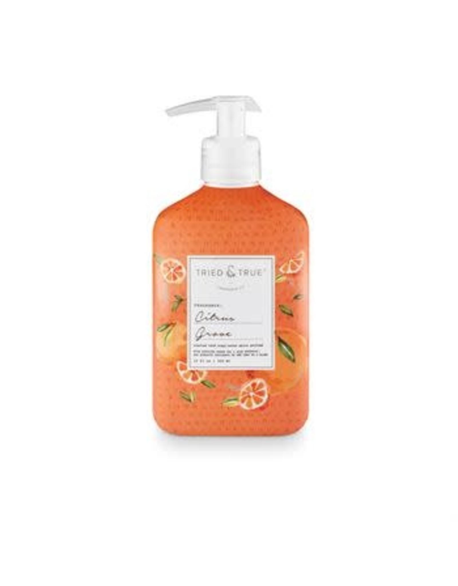 Tried & True 12 oz Hand Wash - Citrus Grove