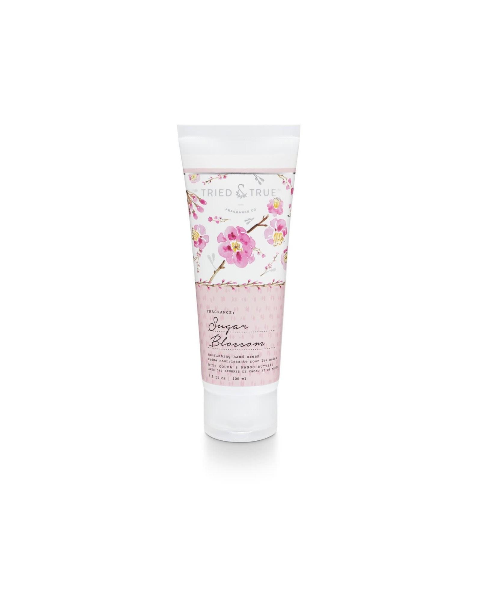 Tried & True 3.5 oz. Hand Cream - Sugar Blossom