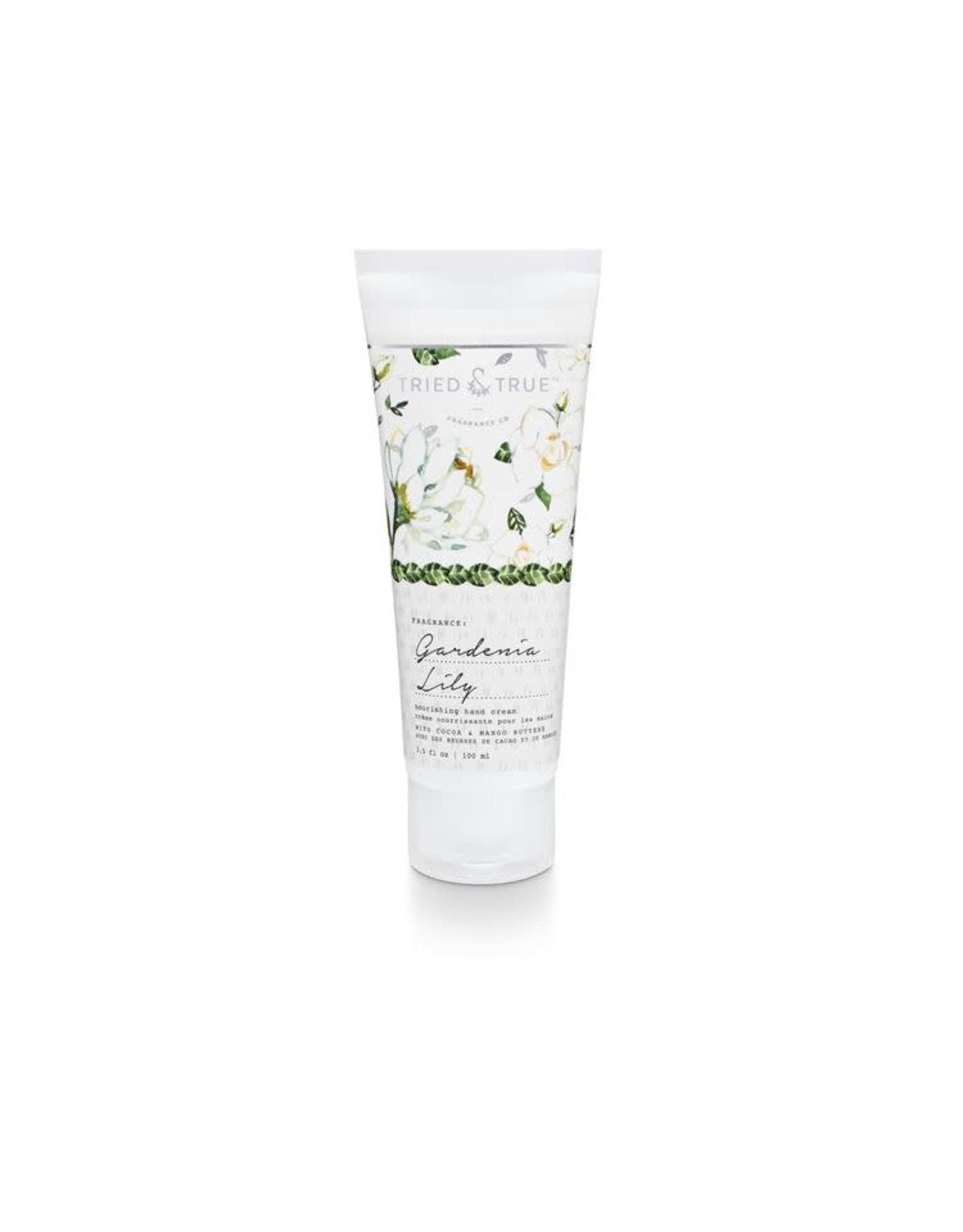 Tried & True 3.5 oz. Hand Cream - Gardenia Lily