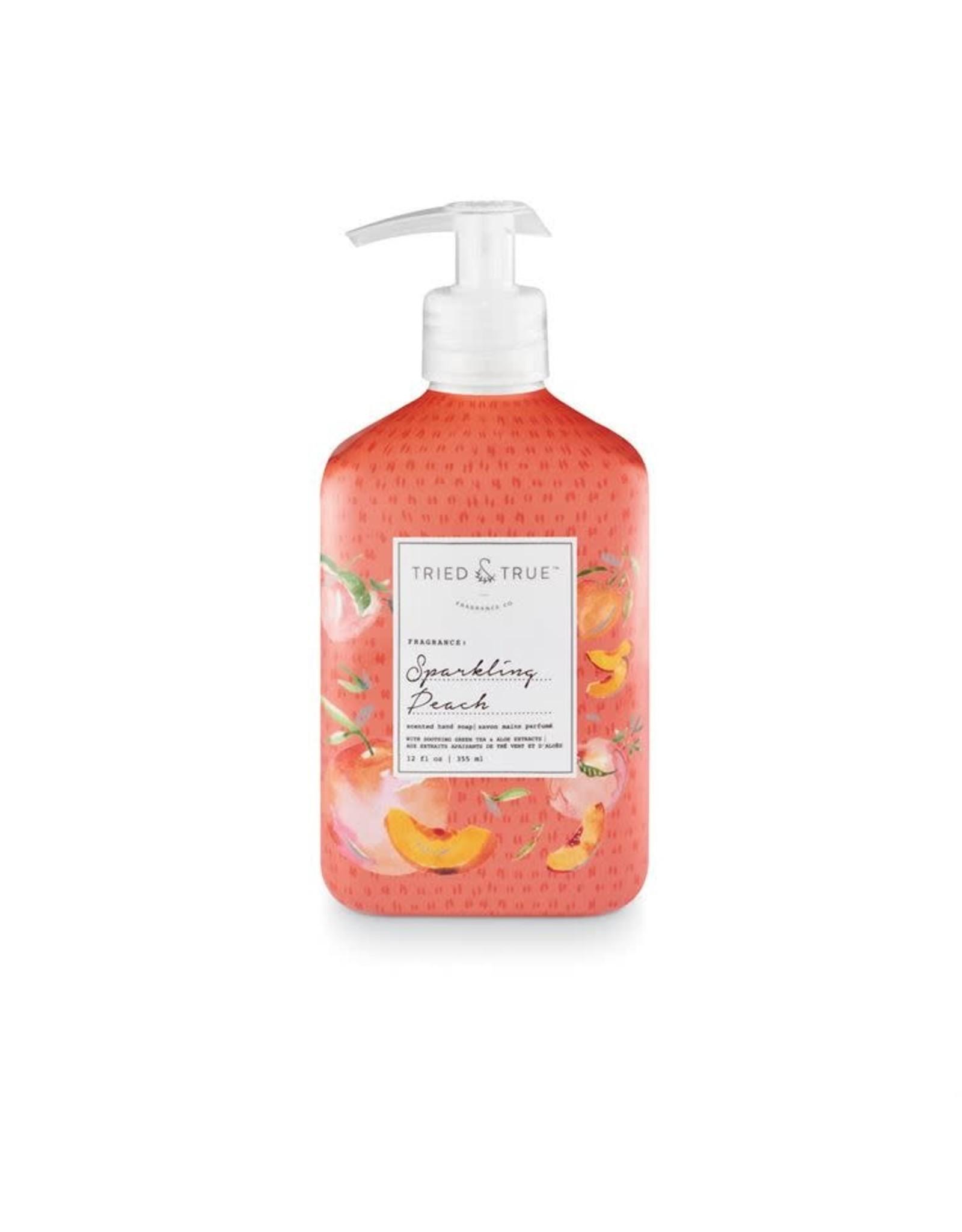 Tried & True 12 oz Hand Wash - Sparkling Peach