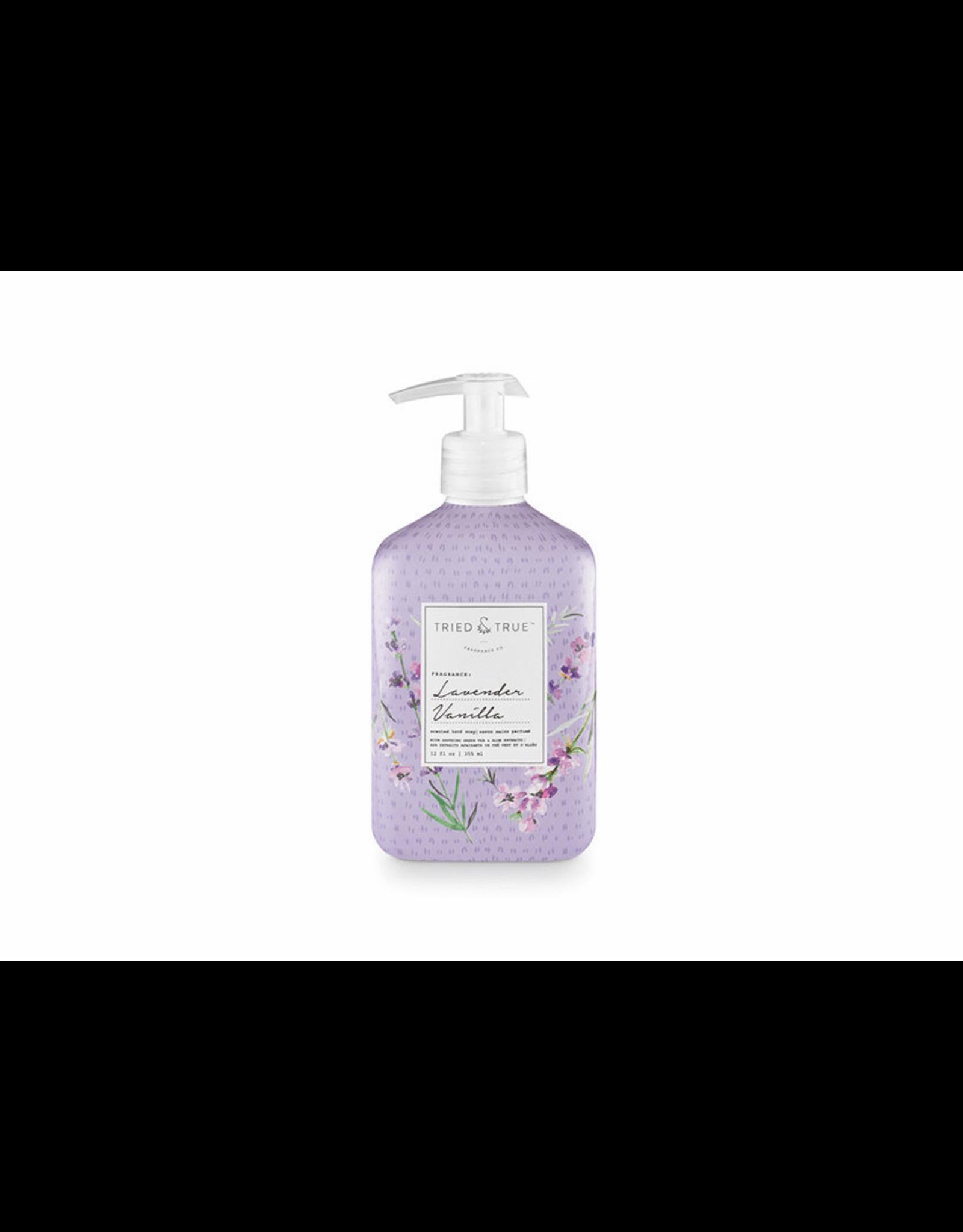 Tried & True 12 oz Hand Wash - Lavender Vanilla