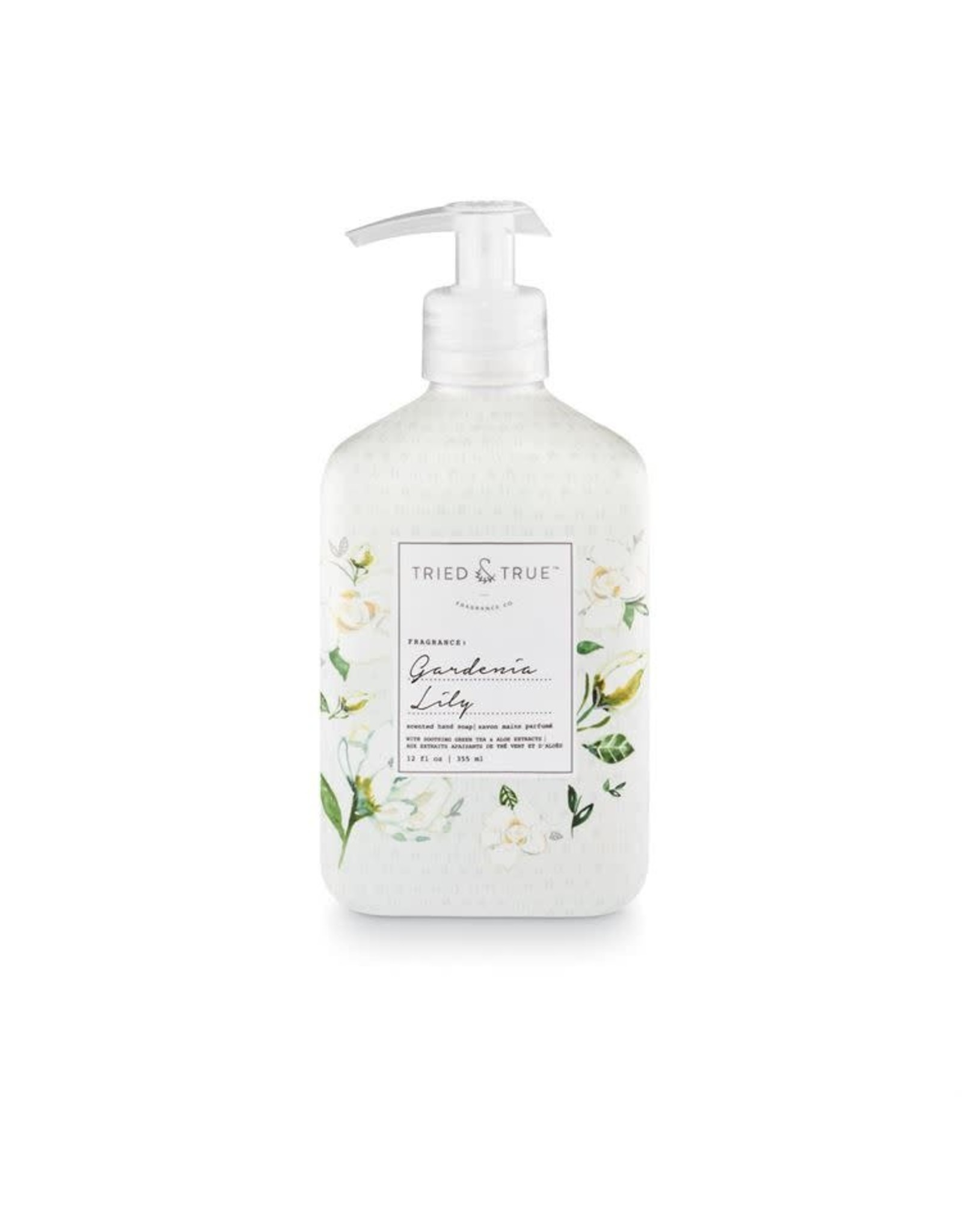 Tried & True 12 oz Hand Wash - Gardenia Lily