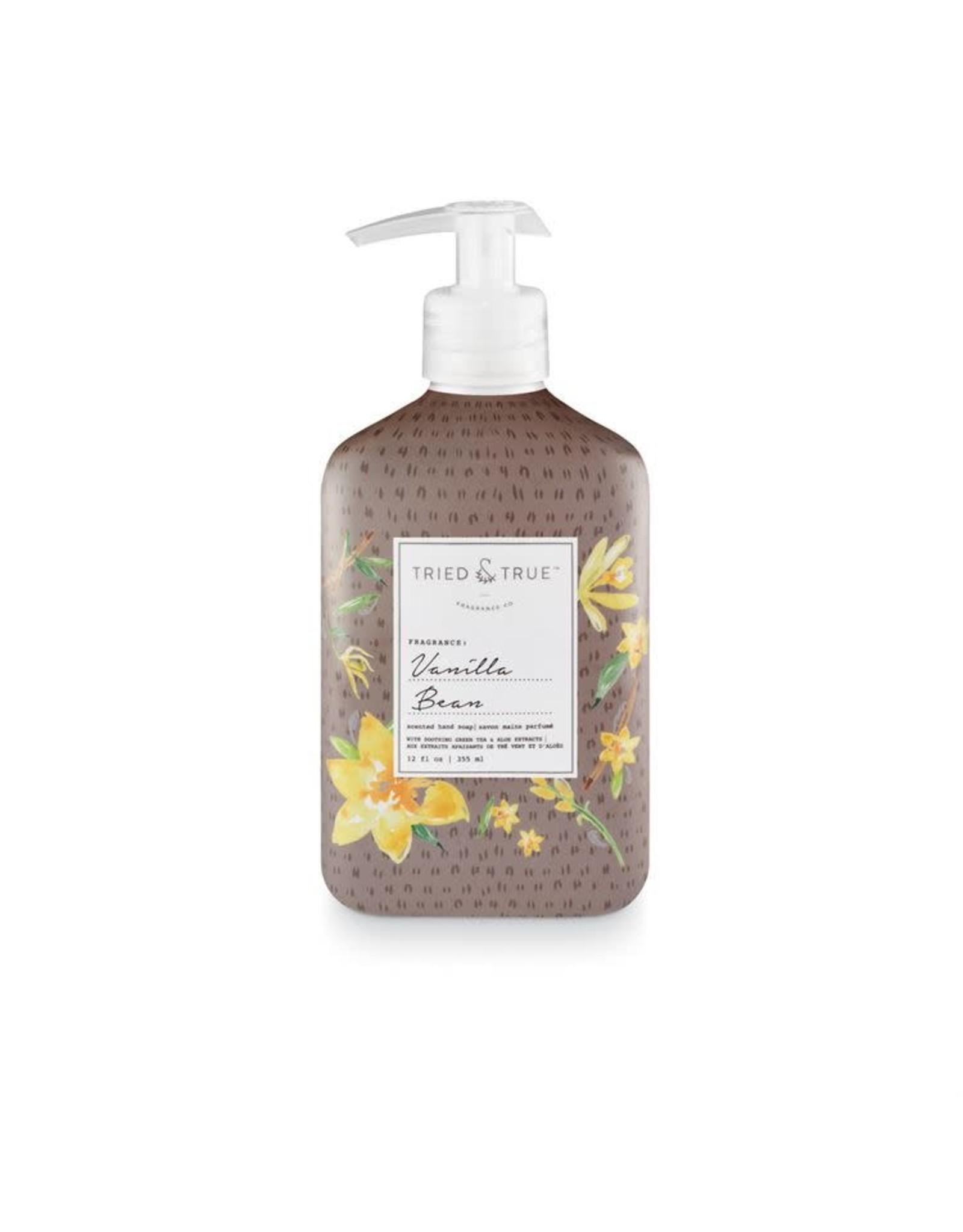 Tried & True 12 oz Hand Wash - Vanilla Bean