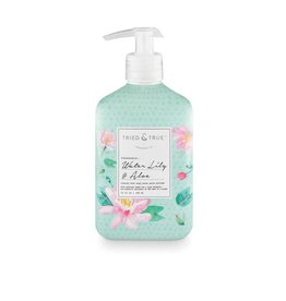 Tried & True 12 oz Hand Wash - Water Lily & Aloe
