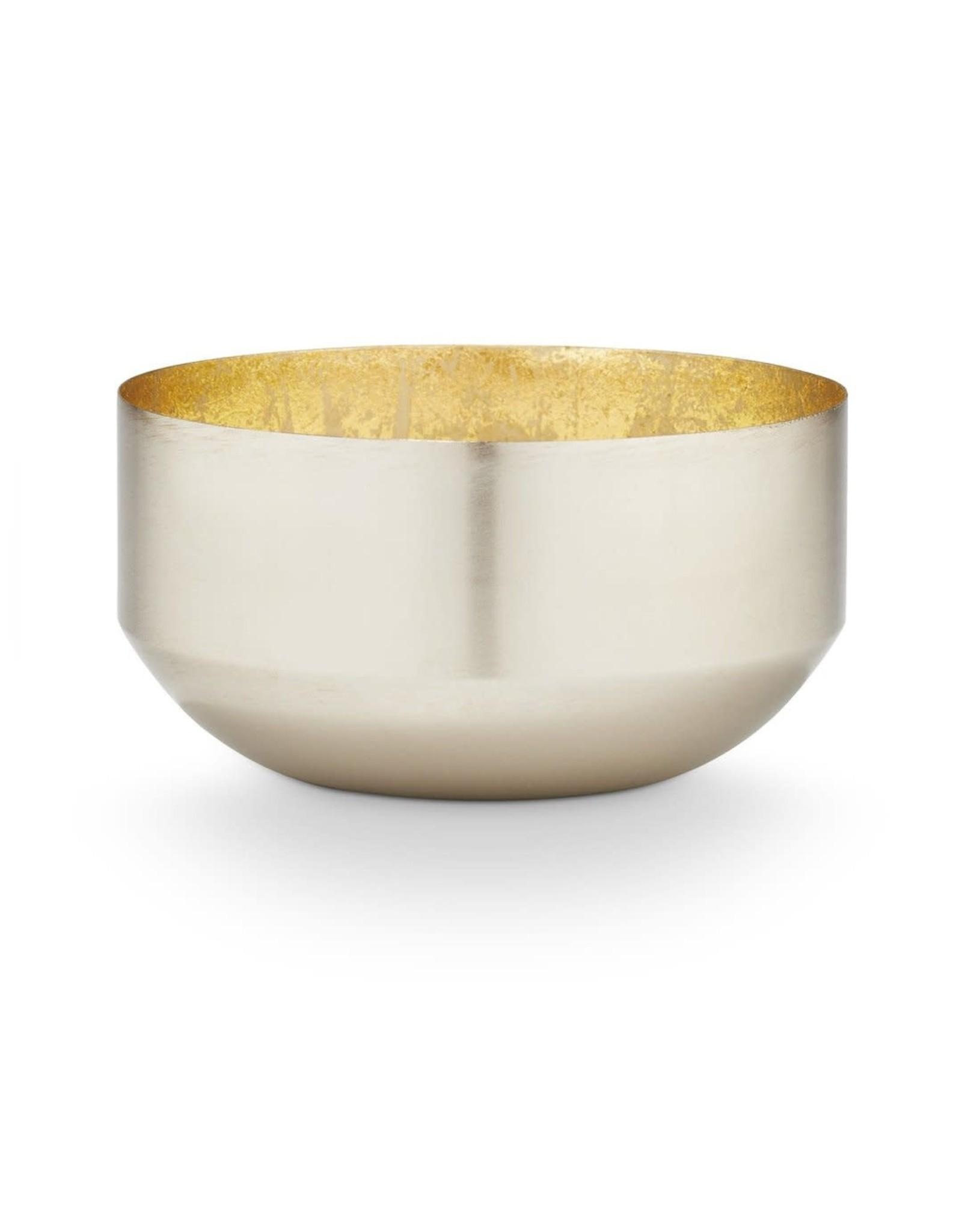 Illume Fresh Sea Salt Cut Metal Candle - Medium
