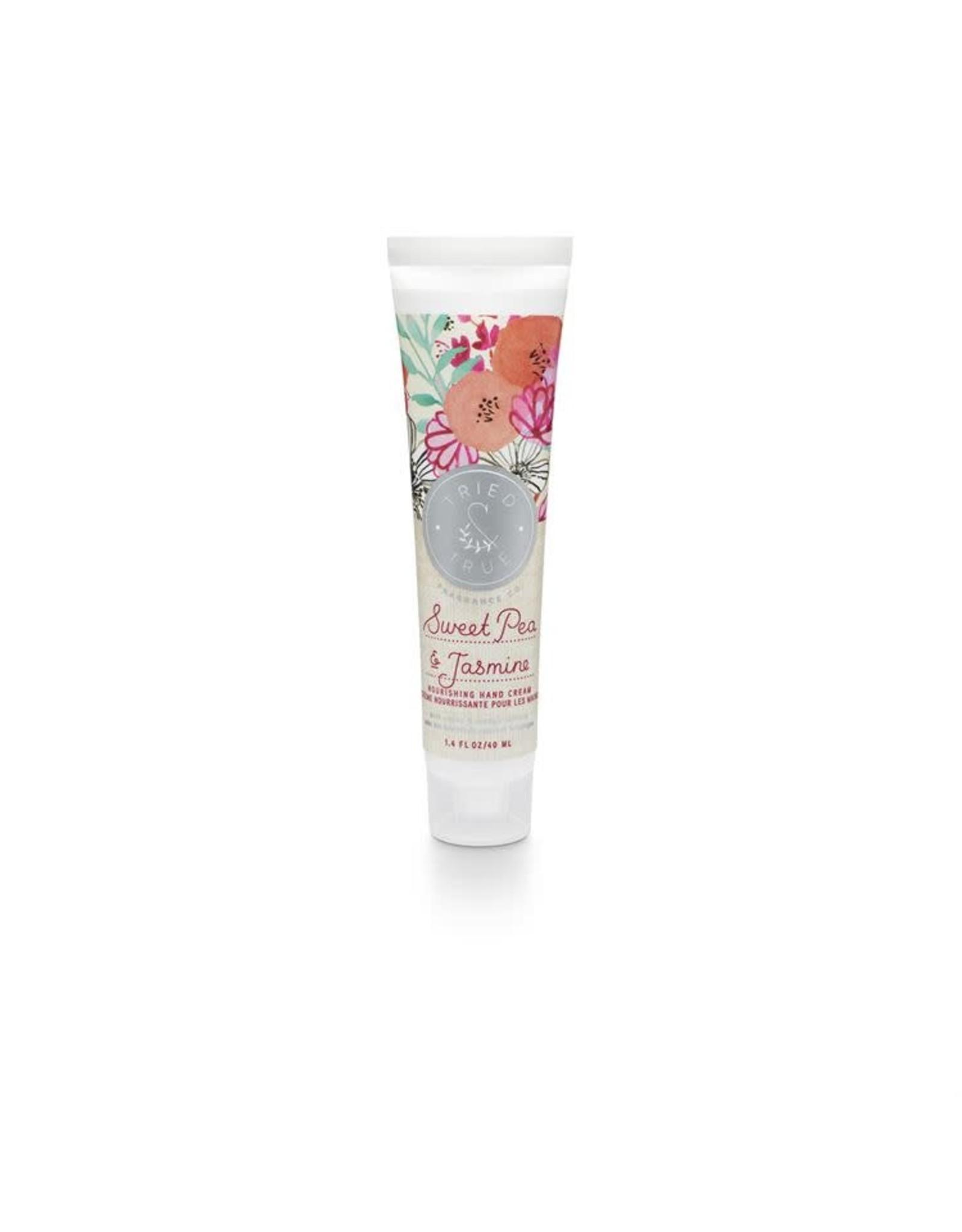Illume 1.4 oz Hand Cream - Sweet Pea & Jasmine