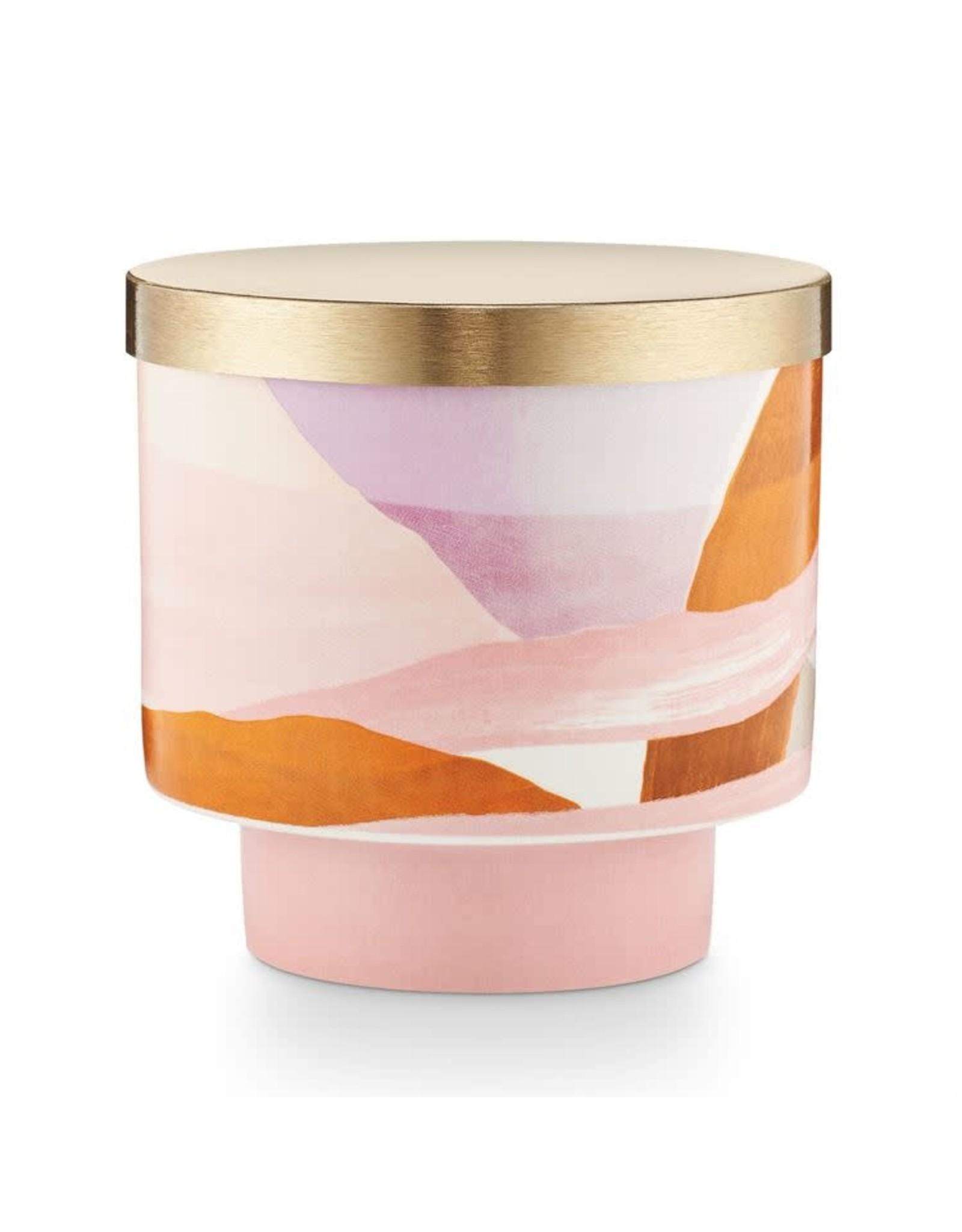 Illume Coconut Milk Lidded Ceramic Candle