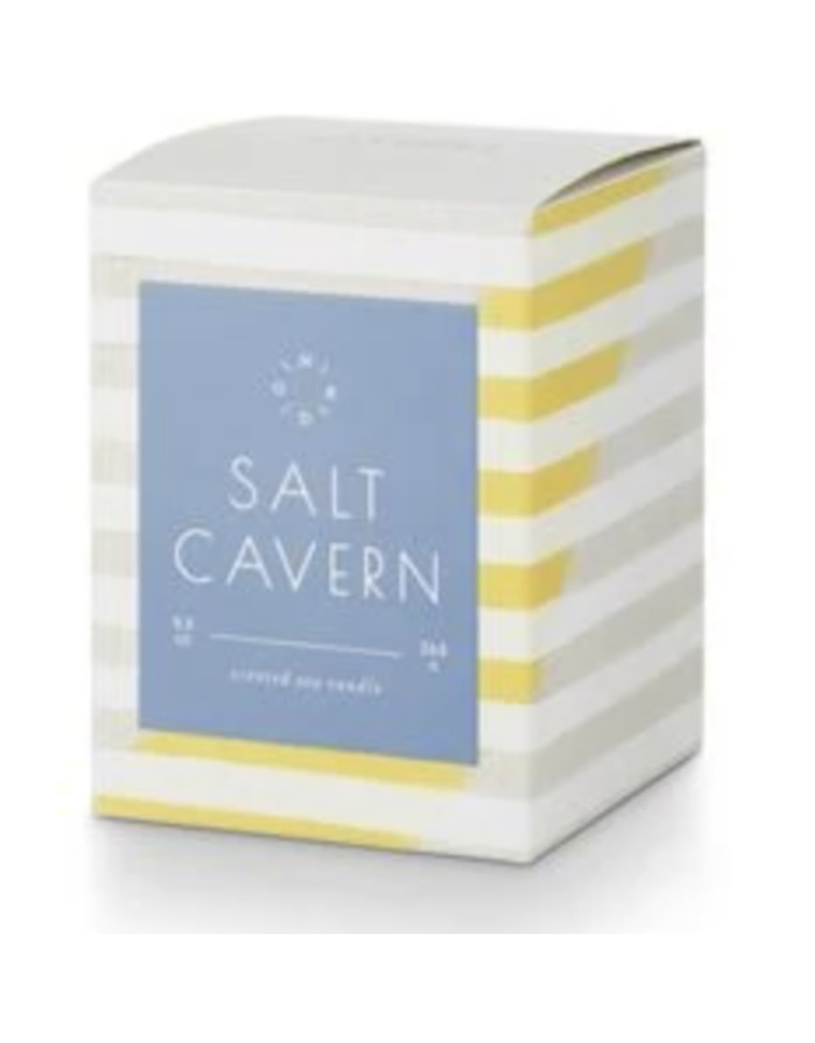 Illume Salt Cavern Fjord & Form Seafare Glass Candle