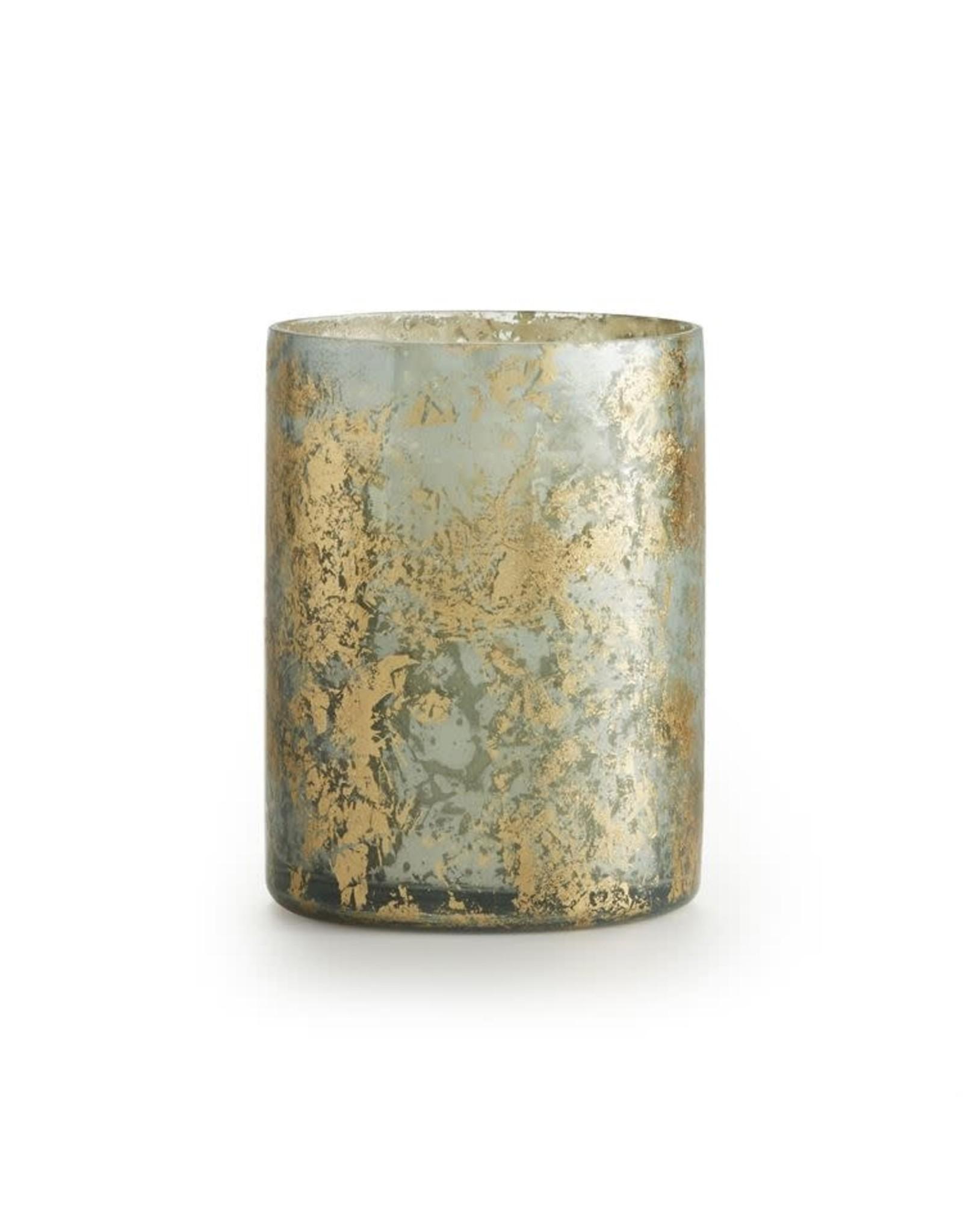 Illume 8.5 oz Emory Glass Candle - Sugared Blossom