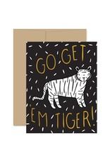 Gingiber Go Get'Em Tiger