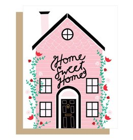 Gingiber Home Sweet Home Card