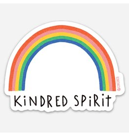 Gingiber Kindred Spirit Sticker