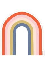 Gingiber Rainbow Sticker