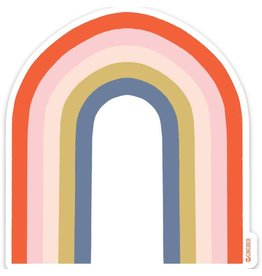 Gingiber Rainbow Sticker