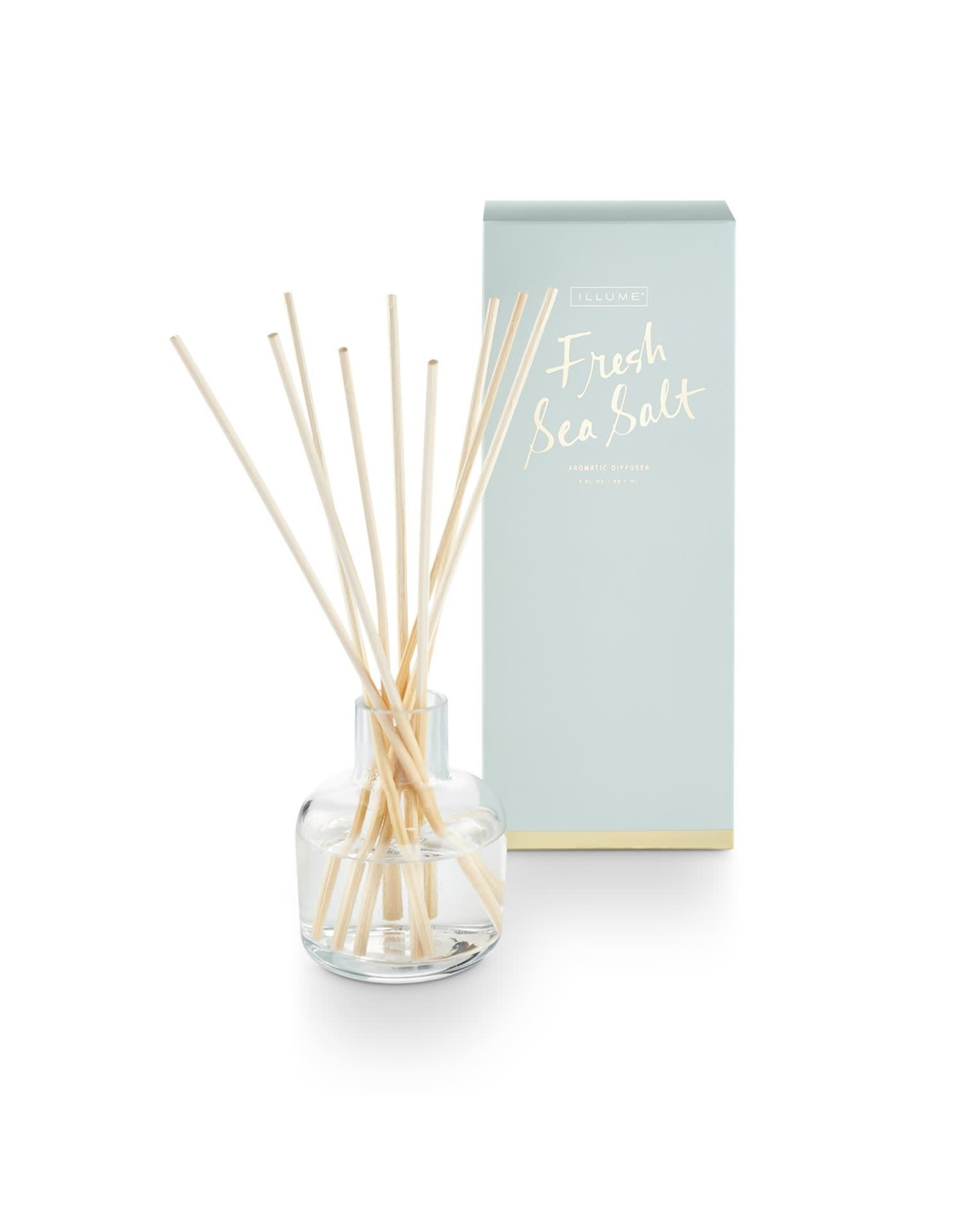 Illume Aromatic Diffuser - Fresh Sea Salt
