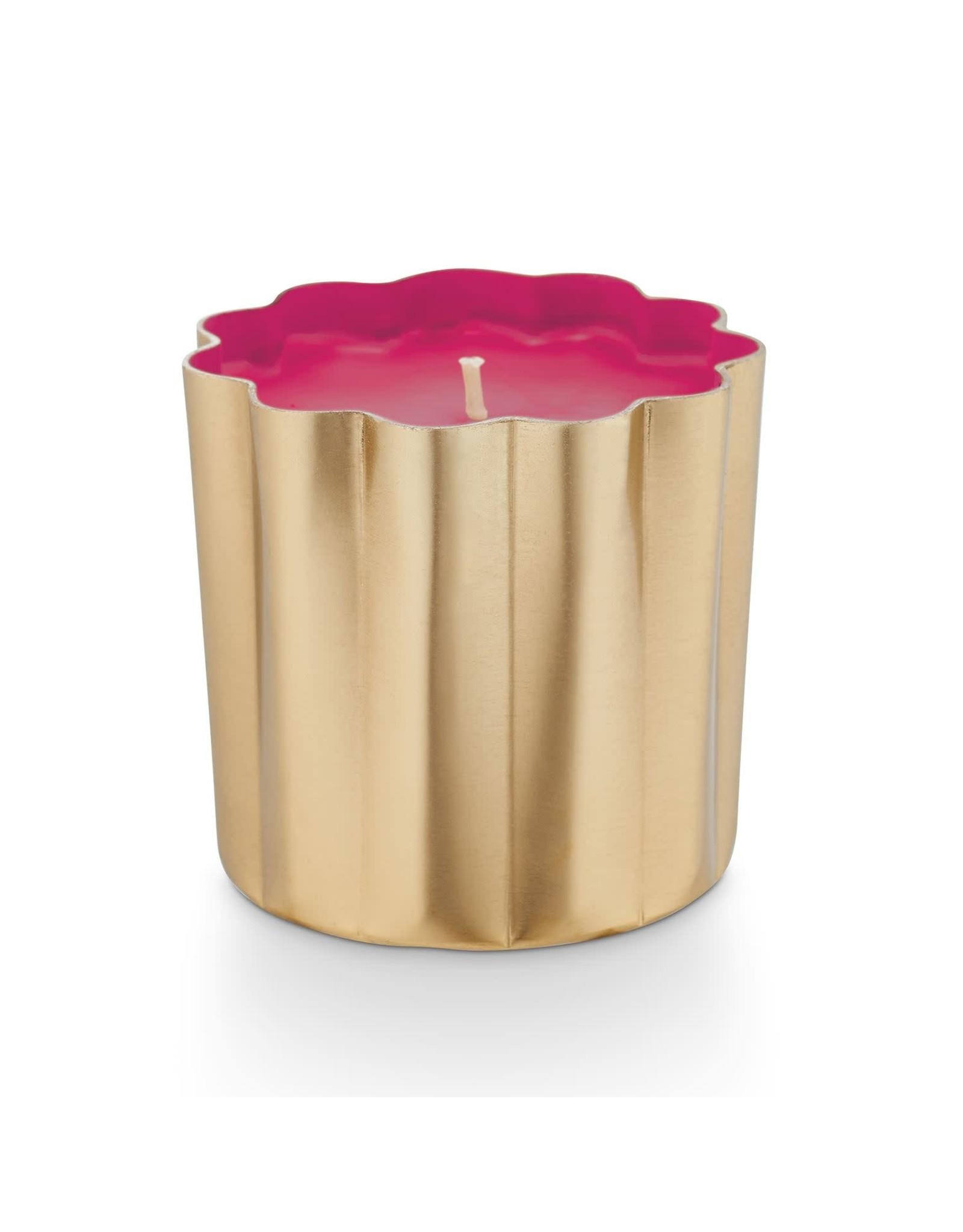 Illume 4.8 oz Metal Blossom - Thai Lily