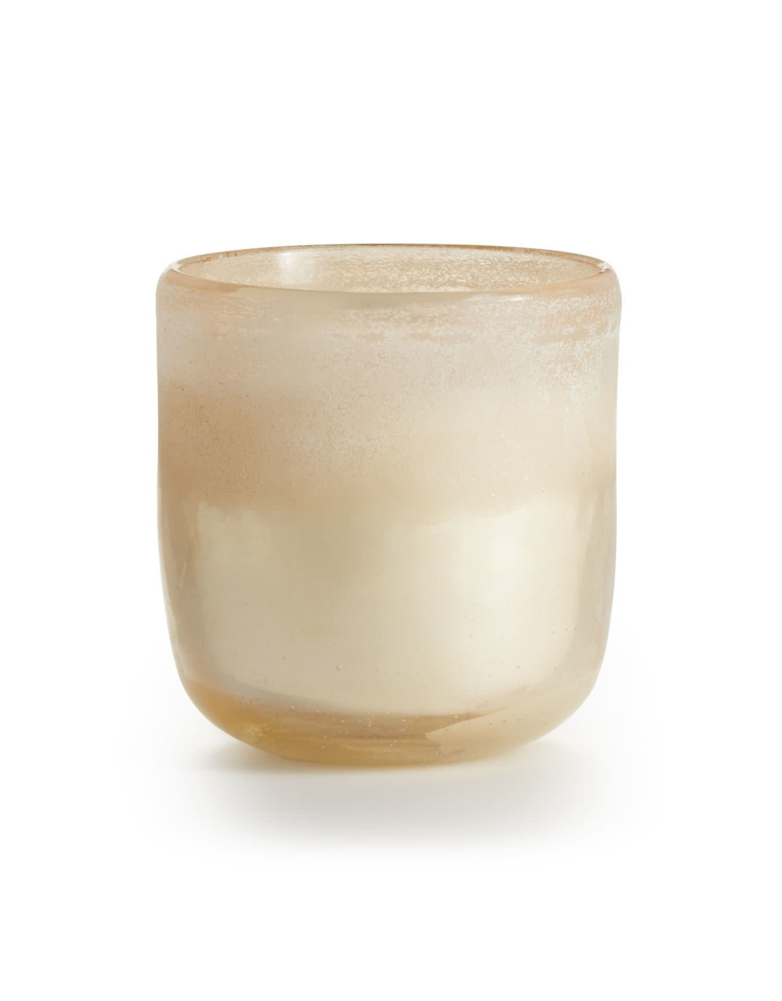 Illume 13 oz Mojave Glass Candle - Coconut Milk Mango