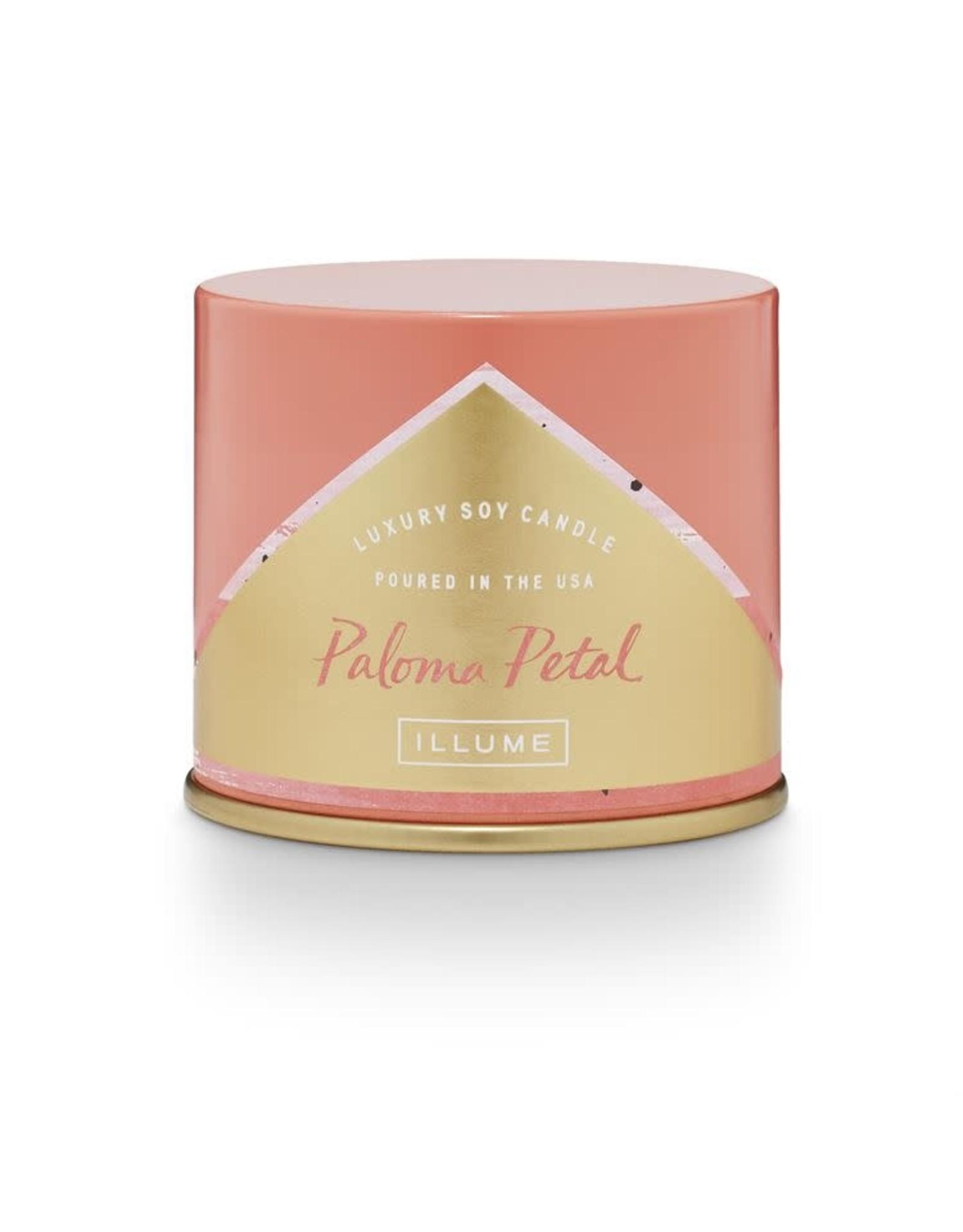 Illume Paloma Petal Metal Candle - 11.8 oz