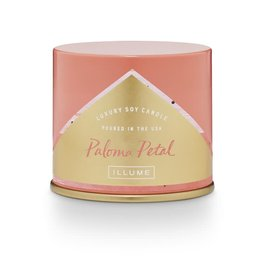 Illume Paloma Petal Metal Candle - 11.8 oz