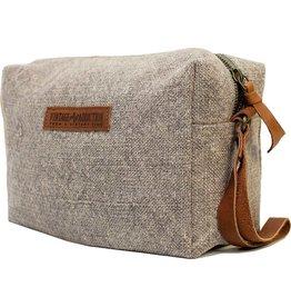 Vintage Addiction Shaving Bag - Mauve