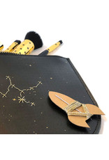 Chasing Threads Stitch Your Own Zodiak Sign Zip Pouch