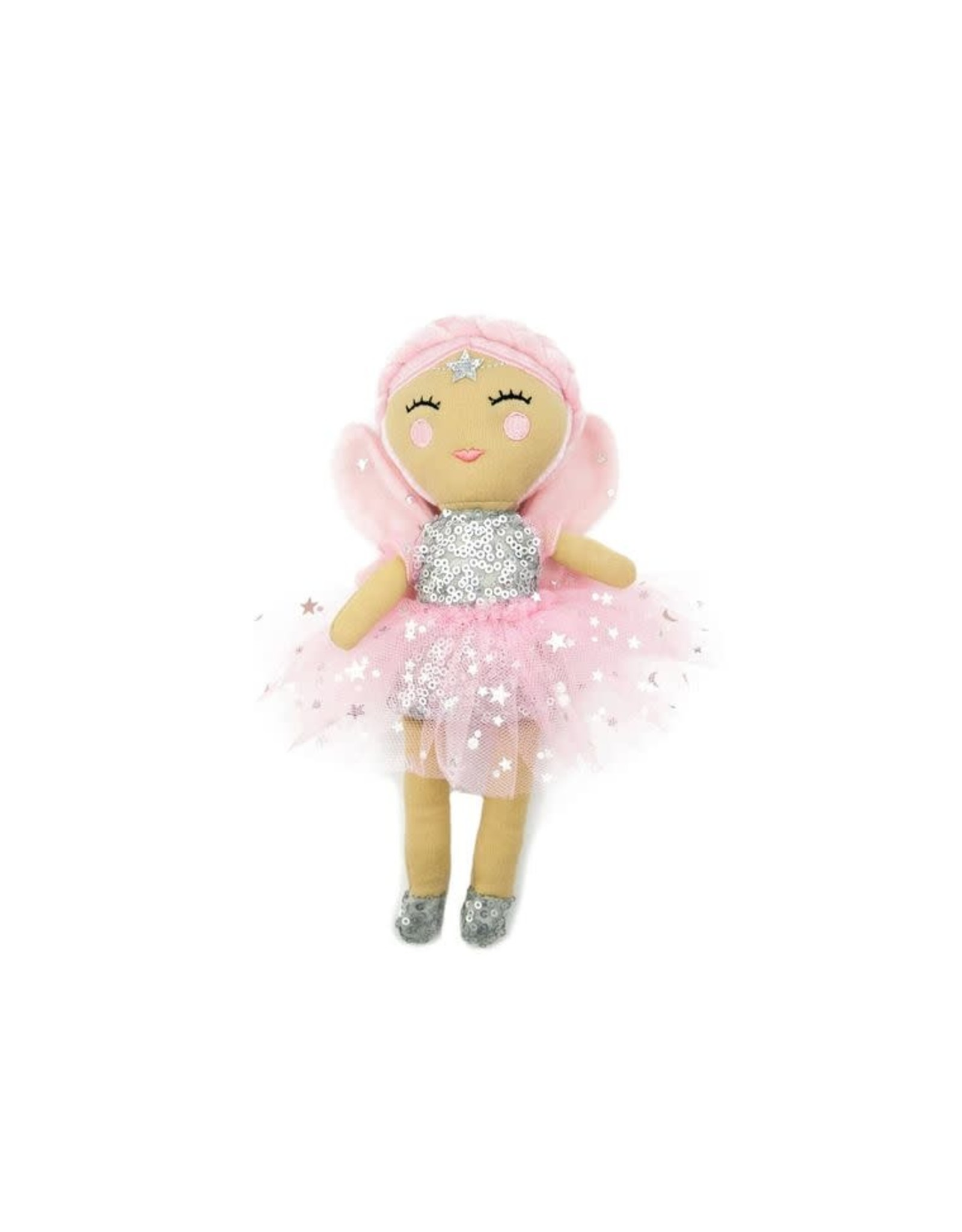 Kind Culture Co Fleur The Good Deed Fairy - Pink