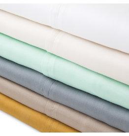 Woven Tencel Sheets - White - Queen